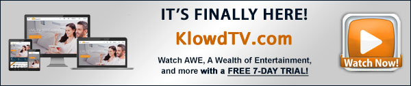 Watch AWE on KlowdTV FREE with a 7-day trial!