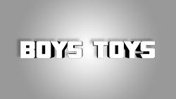 Boys Toys on AWE