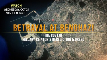 Betrayal at Benghazi on OAN