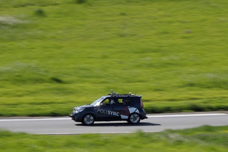 House paves the way for self-driving cars