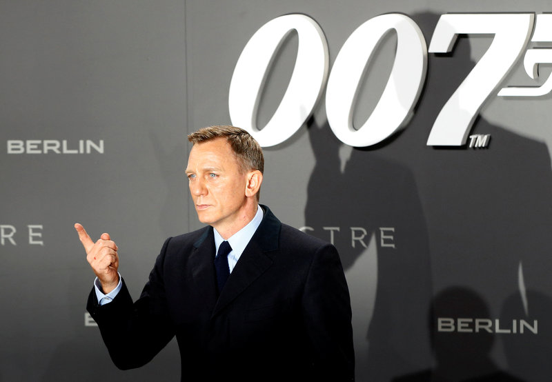 Surprising plot for new 'James Bond' movie leaks