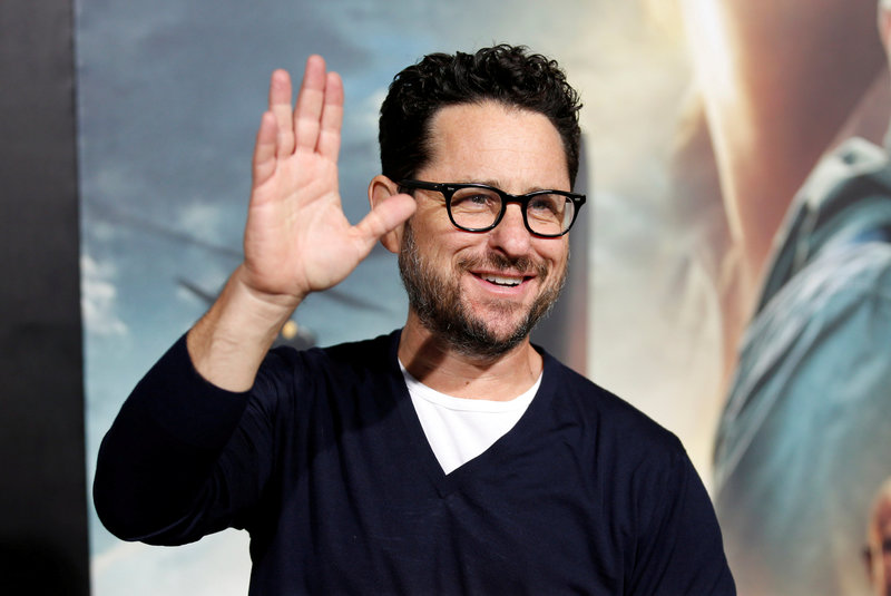 FILE PHOTO: Director J.J. Abrams arrives as a guest at a premiere of the film