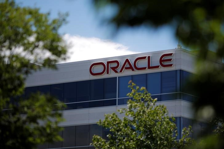 Oracle's Push Into Cloud Gathers More Momentum on Sales Growth