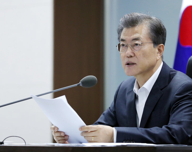 UN, South Korea vow for peaceful settlement of North Korean issue
