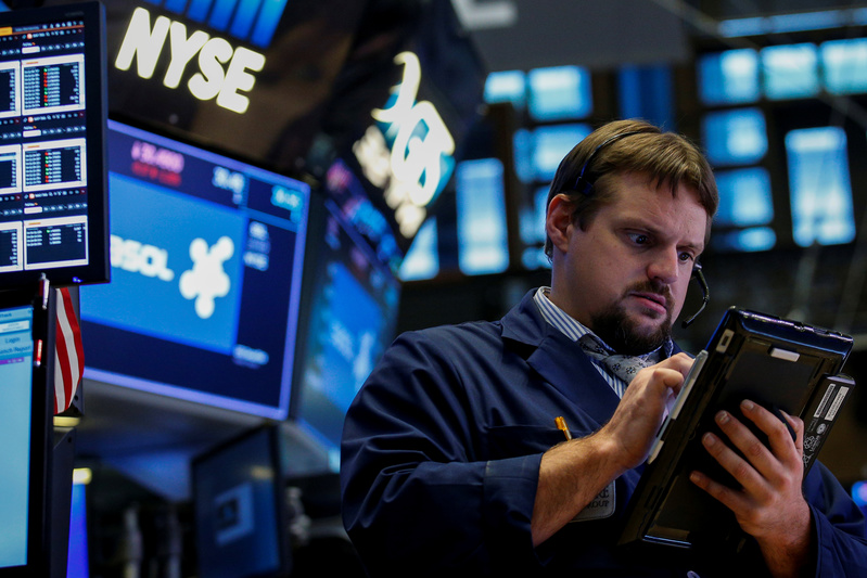 USA  stocks aim for fresh records as Fed meeting steals focus