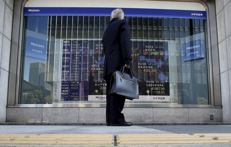 Asian Shares End Mostly Lower As US Fed Signals December Rate Increase
