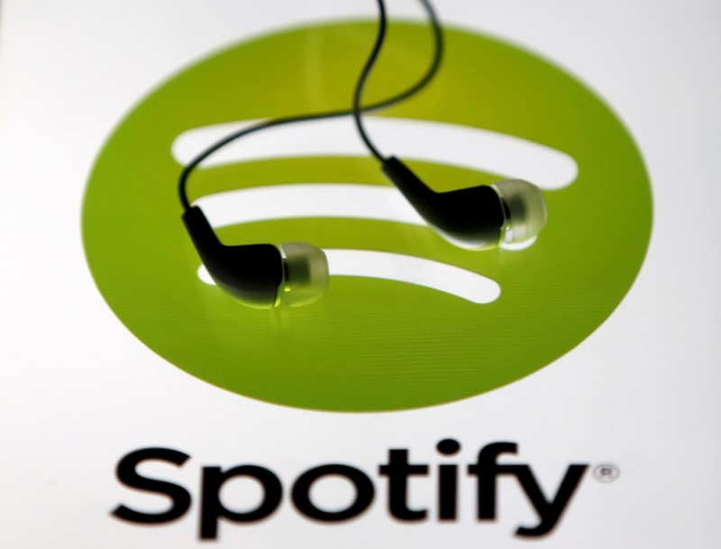 2017 09 27T152934Z 1 LYNXNPED8Q16S RTROPTP 0 MUSIC SPOTIFY 1 - Exclusive: Spotify's valuation turned up to $16 billion in private trades – sources