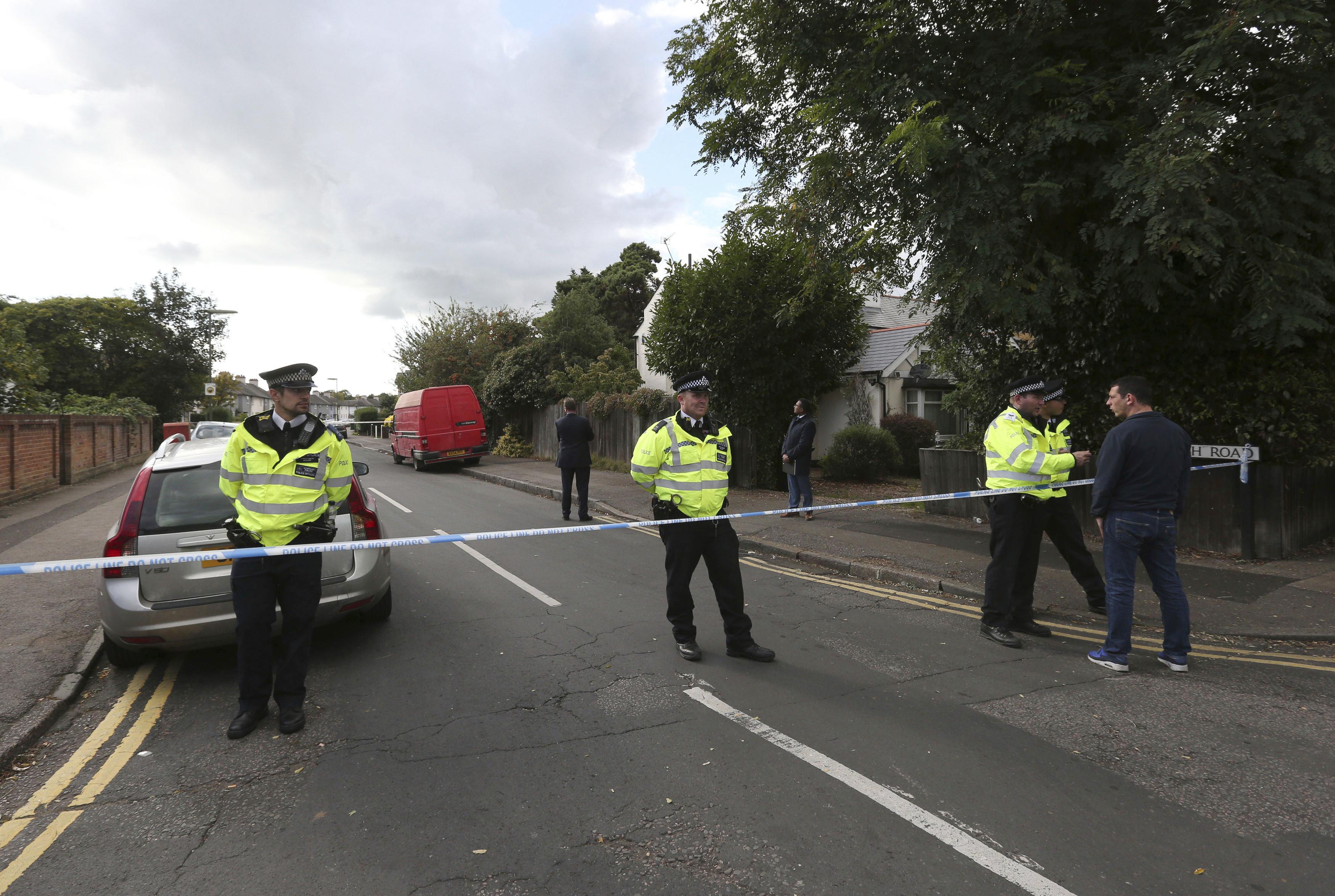 Britain downgrades nation's terrorism threat after 2nd arrest