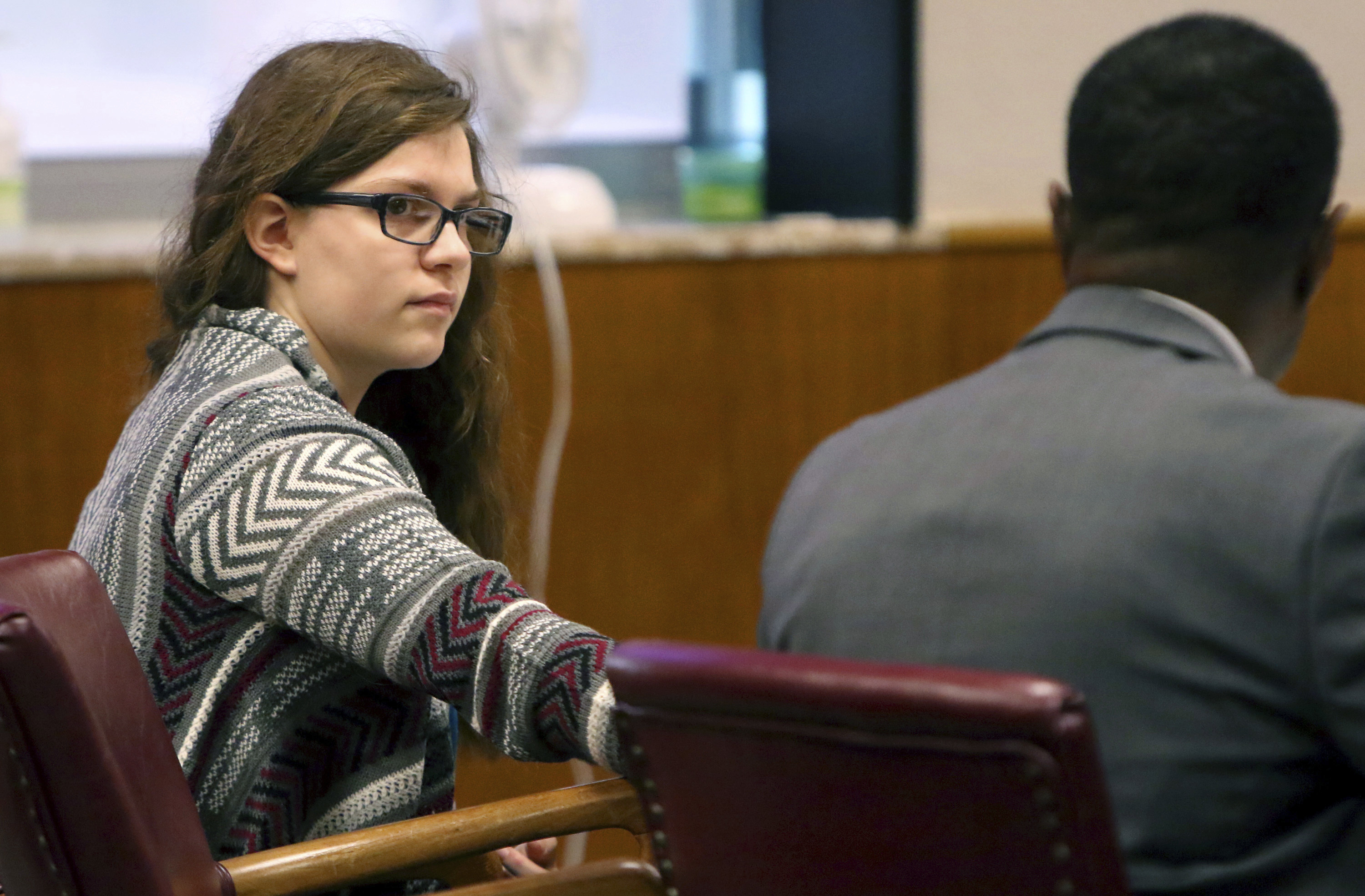 Slender Man stabbing victim says defendant obsessed