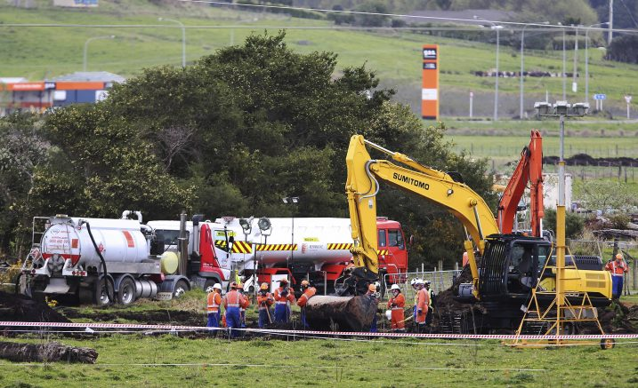 Some Auckland Flights Hit As Pipeline Repairs Continue