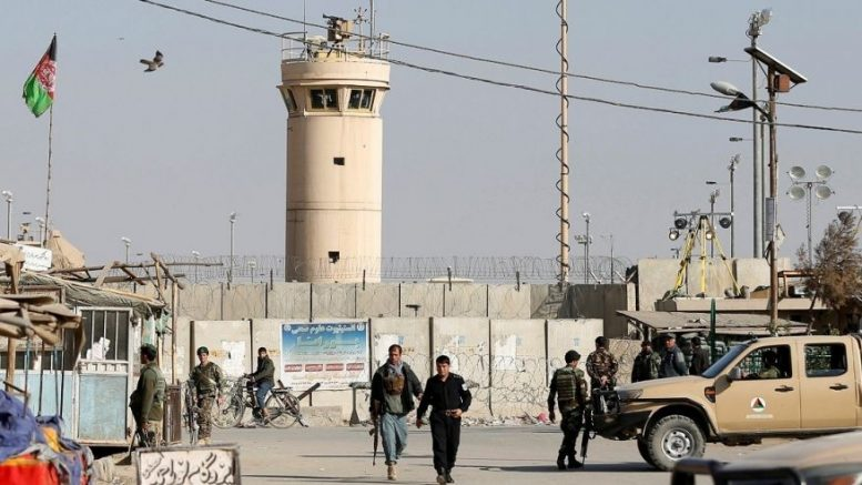 2 die in blast near Kabul International Stadium