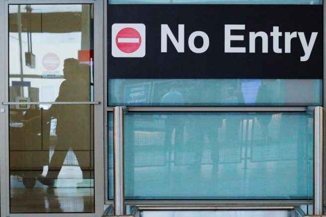 People denied entry to U.S. can reapply — Travel