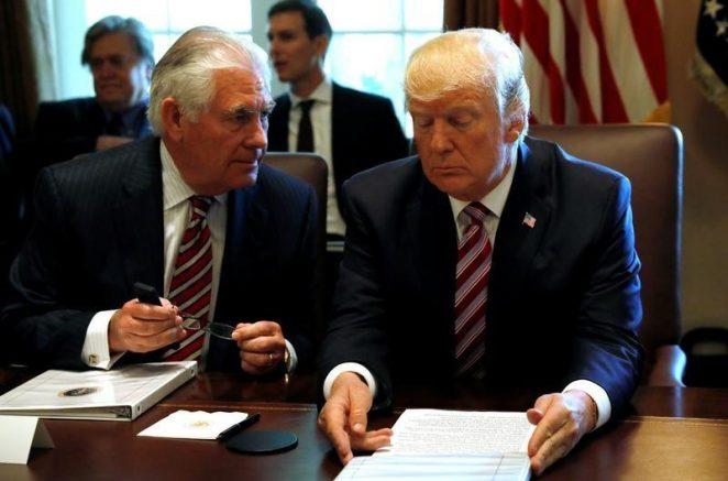Tehran's top diplomat slams 'fake' empathy from Trump for Iranians
