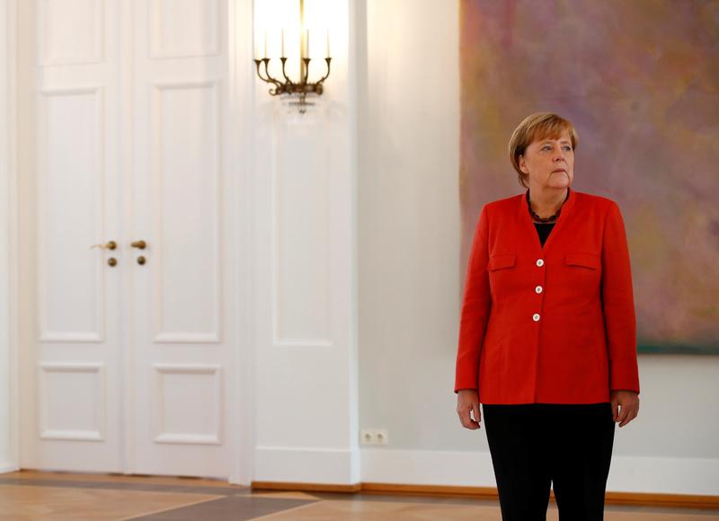 2017 10 02T081620Z 1 LYNXNPED910G6 RTROPTP 0 GERMANY POLITICS LABOUR MINISTER 1 - Merkel's Bavarian allies insist on conservative unity before coalition talks
