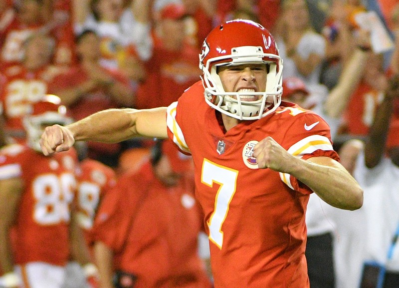 Butker's field goals send Chiefs to 29-20 win over Redskins