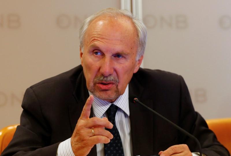 2017 10 04T102726Z 1 LYNXNPED930RR RTROPTP 0 AUSTRIA CENBANK 1 - ECB's Nowotny urges caution as QE decision nears