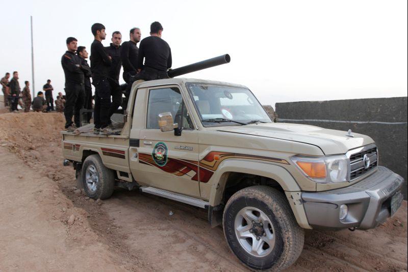 2017 10 13T201444Z 1 LYNXMPED9C1Q9 RTROPTP 0 MIDEAST CRISIS KURDS REFERENDUM KIRKUK 1 - Mattis says U.S. working to ensure situation around Kirkuk does not escalate