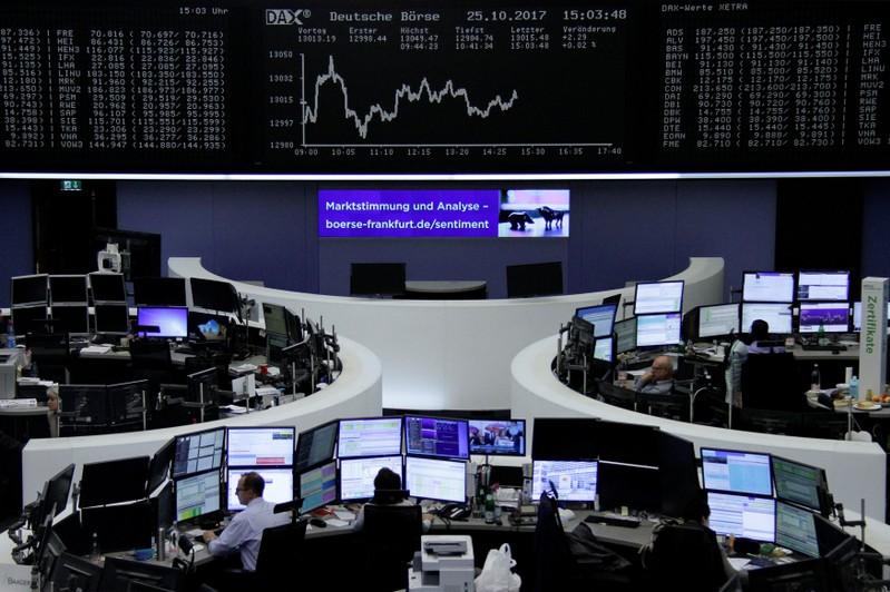 European Stocks Rise on ECB Monetary Policy Outcome
