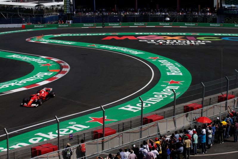 Mexican Grand Prix 2017