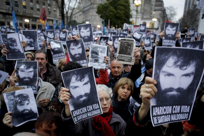 Argentina suspends election campaign after activist's death