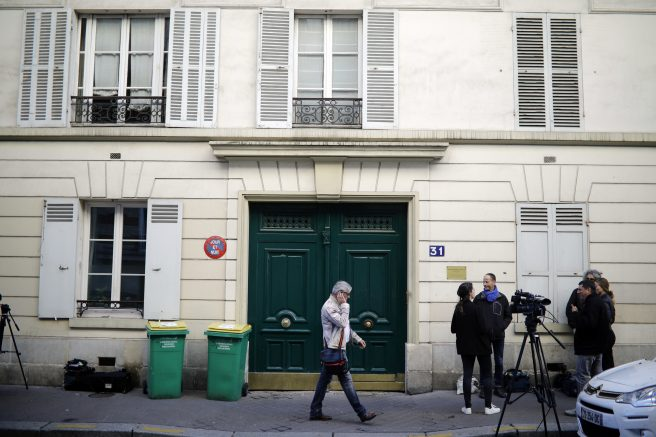 5 arrested after explosives found in apartment building in 'chic' Paris neighborhood