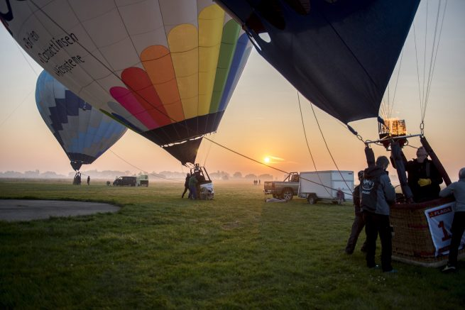 NTSB Recommends New Rules For Hot Air Balloon Pilots After Deadly Crash