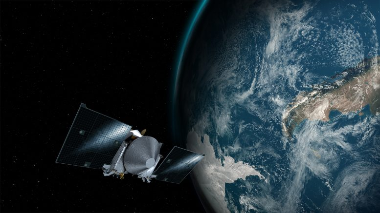 Jetliner-Sized Asteroid Set To 'Nearly Miss' Earth On October 12