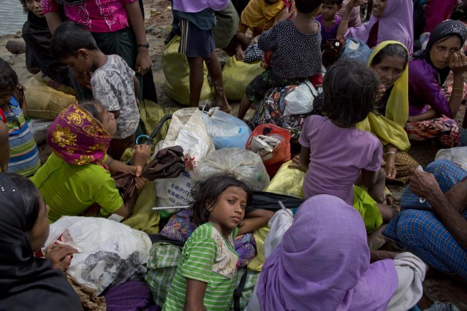 Bangladesh says Myanmar makes proposal to take back Rohingya refugees