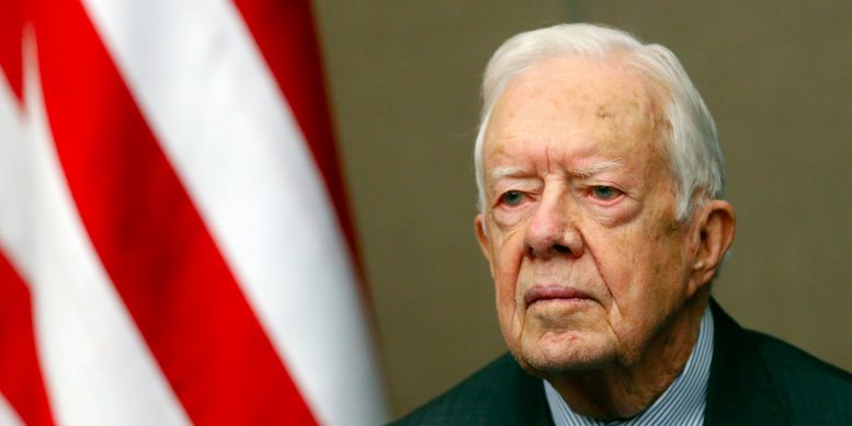 Jimmy Carter says he'd go to North Korea to help ease tensions