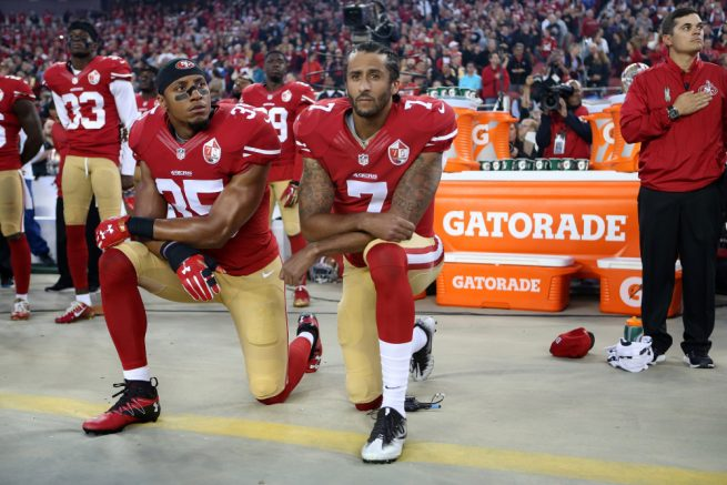 Trump supporters have turned against the NFL