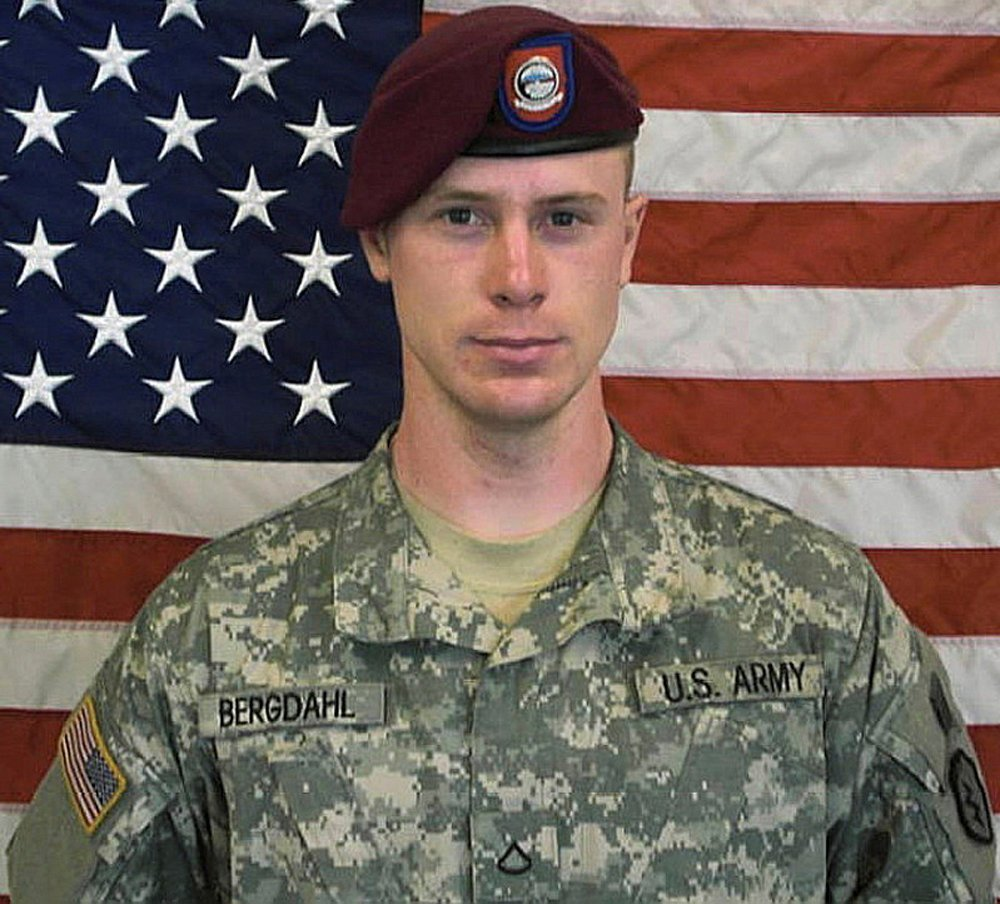 Bergdahl judge says he can be fair despite comments from President Trump