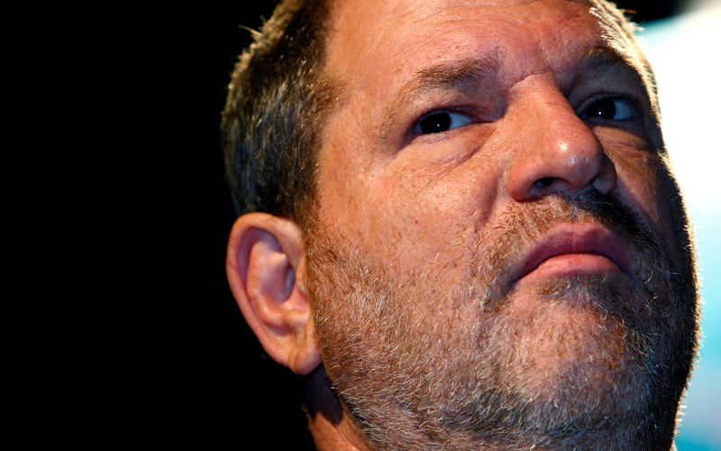 FILE PHOTO: Harvey Weinstein attends the inaugural Middle East International Film Festival in Abu Dhabi