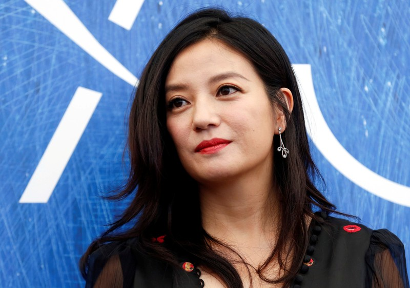 FILE PHOTO: Actress Zhao Wei, member of Venezia 73 International Jury, poses for photographers during a photocall at the 73rd Venice Film Festival in Venice