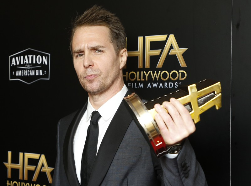 21st Annual Hollywood Film Awards – Photo Room - Beverly Hills