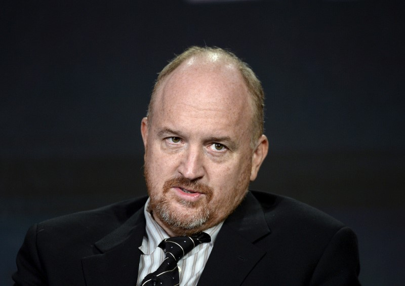 FILE PHOTO: Executive producer Louis C.K. participates in a panel for the FX Networks series