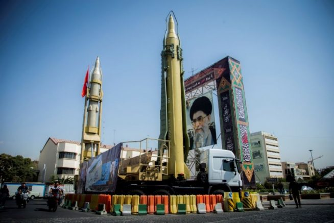Iran vows to 'extend missile range if threatened by Europe'