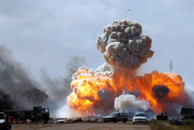 USA  airstrike kills over 100 al-Shabab militants: Pentagon