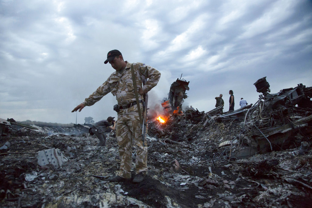 Investigators say Buk missile installation downing MH17 comes from Russian army