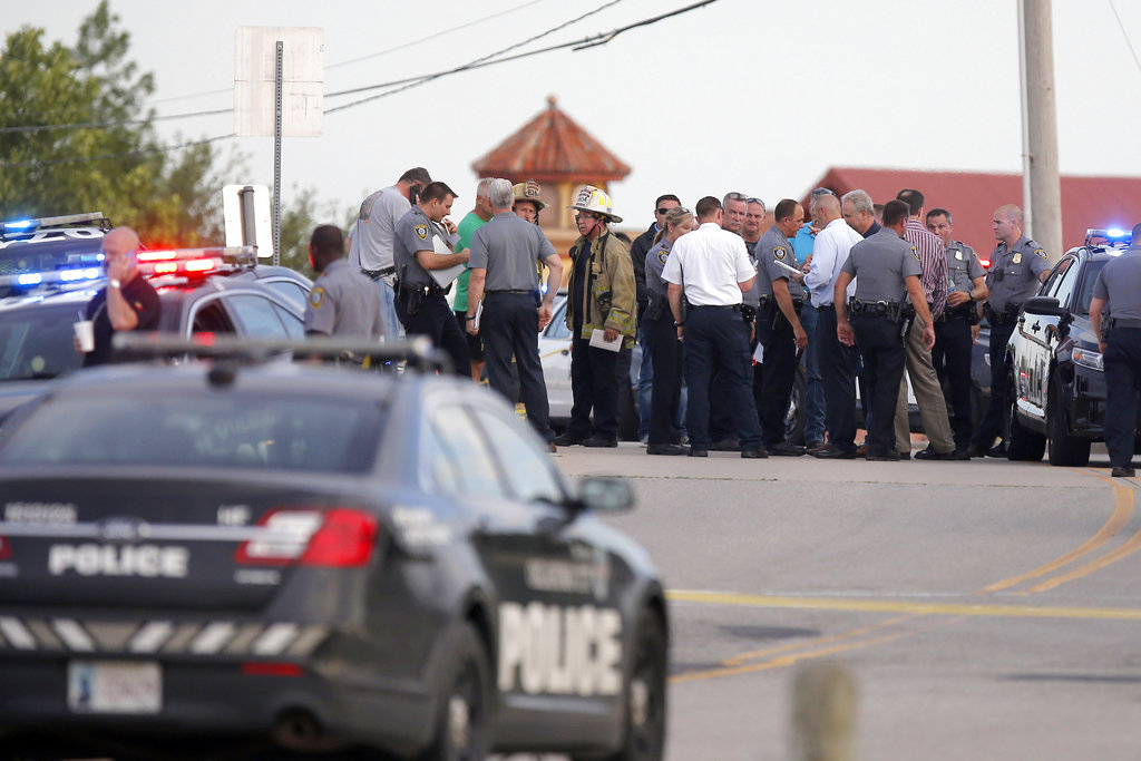 GOOD GUY WITH A GUN: Armed Civilian KILLS Gunman in Oklahoma Shooting