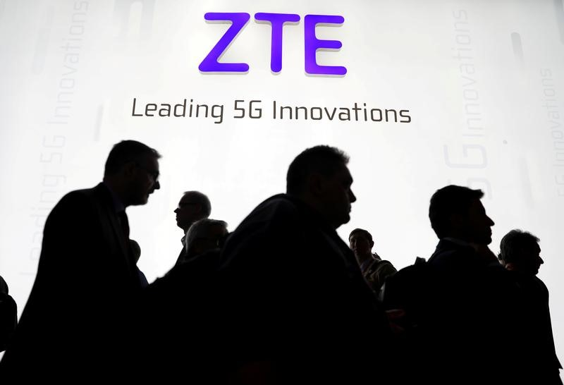 Bipartisan Senate effort aims to override Trump's deal to save ZTE