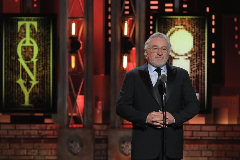 President Trump fires back at Robert De Niro after Tony Awards rant
