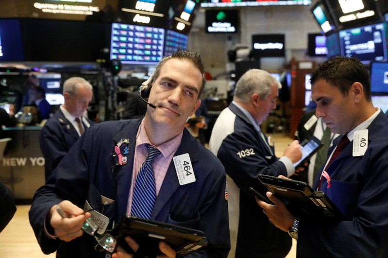 US stocks and bond yields dip amid trade worries