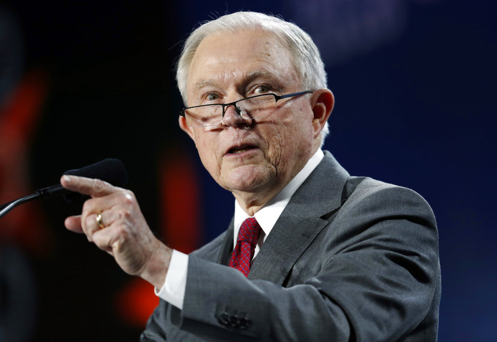 Sessions Moves to 'BLOCK' Asylum Seekers from Entering US — ASYLUM CRACKDOWN