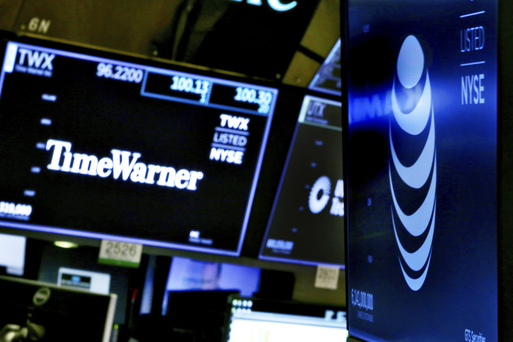 AT&T finalizes deal to acquire Time Warner
