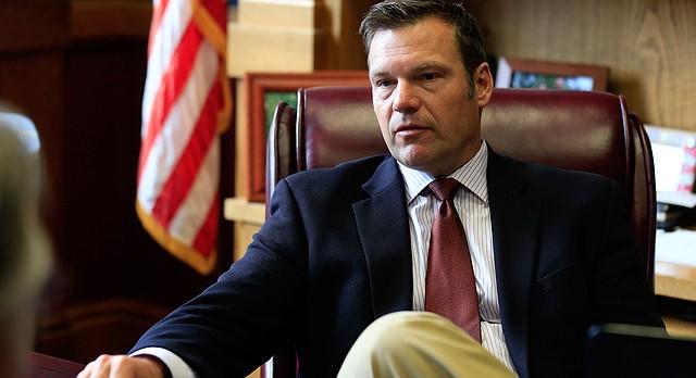 Kan. Judge Blocks Proof Of Citizenship Law, Dismisses Voter Fraud Concerns