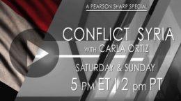 Conflict Syria with Carla Ortiz