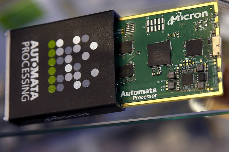 Micron products barred from China in patent spat