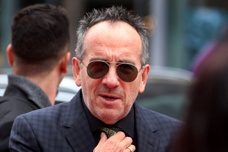 Elvis Costello reveals he had surgery for