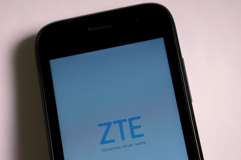 U.S. ban on China's ZTE lifted