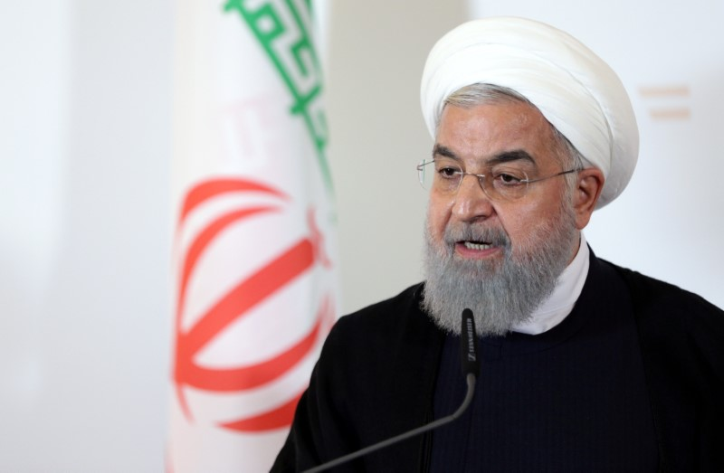Rouhani warns Trump 'war with Iran is the mother of all wars'